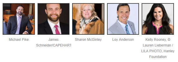 Hanley Foundation Names Five New Board Members