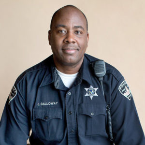 Officer Jermaine Galloway